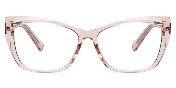Ella-Transparent Light Pink-M