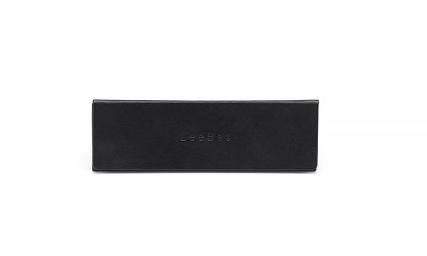 Eyeglasses Case Black Foldable