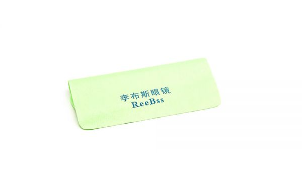 Glasses Cloth Green